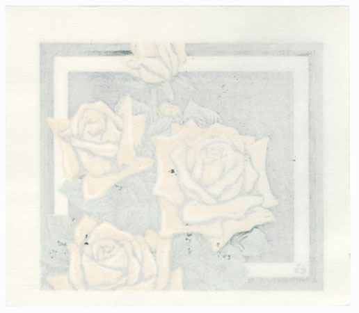 Yellow Roses, 2002 by Takao Sano (born 1941)