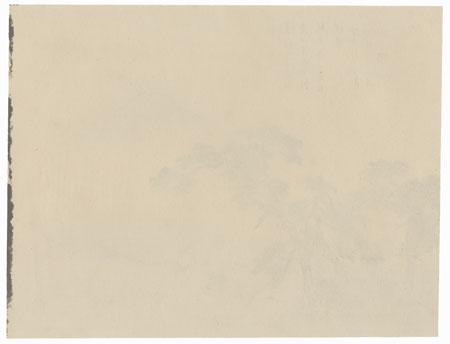 Messenger, 1921 by Keisen Ikeda (1862 - 1931)