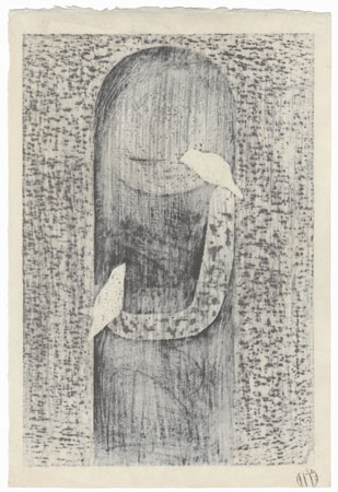 Small Birds by Kaoru Kawano (1916 - 1965)