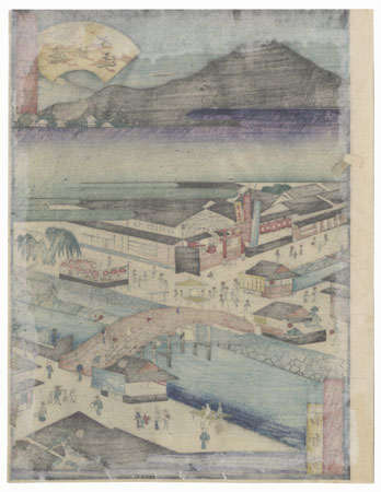 Shijo by Gyokuen (active circa 1851 - 1875)