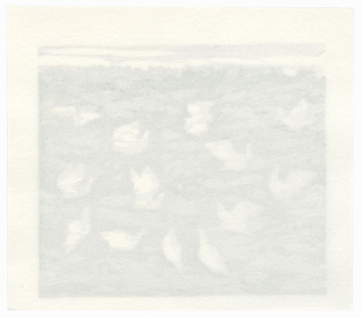 Drastic Price Reduction Moved to Clearance, Act Fast! by Fumio Fujita (born 1933)