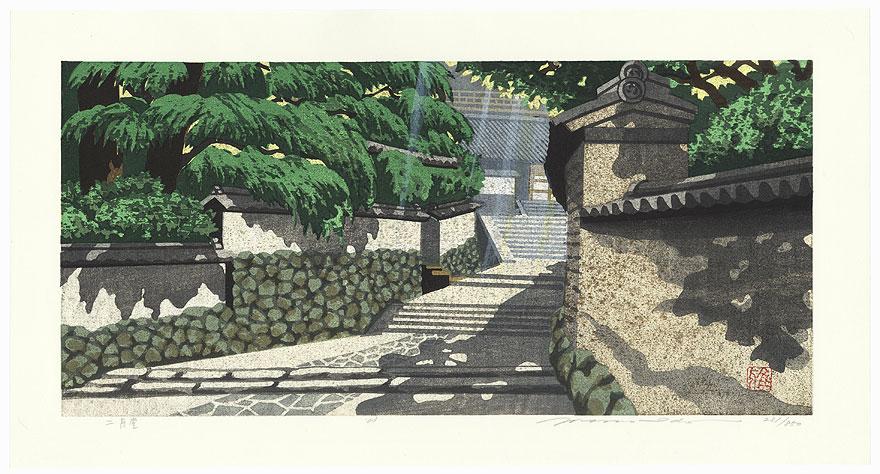 Summer: Nigatsudo by Masao Ido (1945 - 2016)