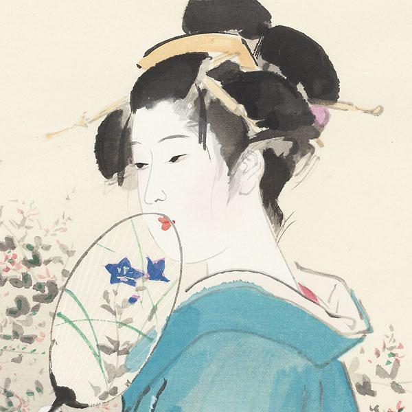 Akiba by Ito Shinsui (1898 - 1972)
