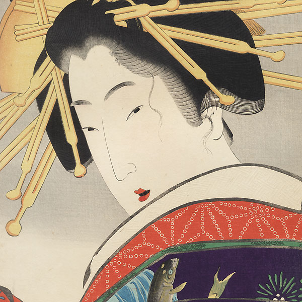 The Tempo Era by Kiyochika (1847 - 1915)