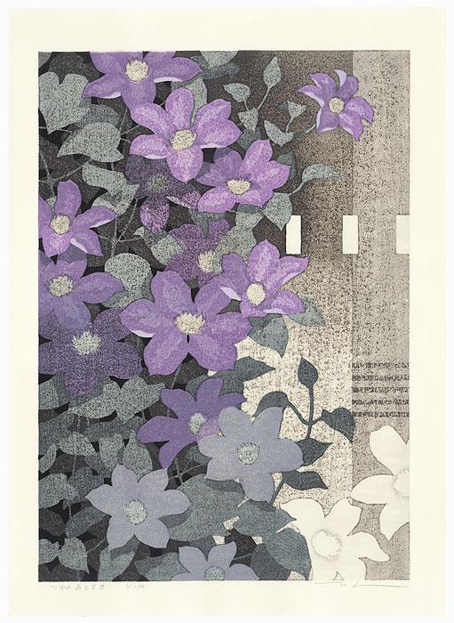 Tsuyu no atosaki by Honjo Masahiko (born 1963)