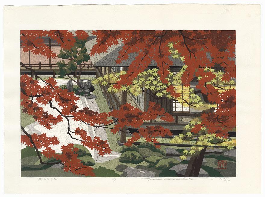 Glorious Autumn, 1989 by Masao Ido (1945 - 2016)