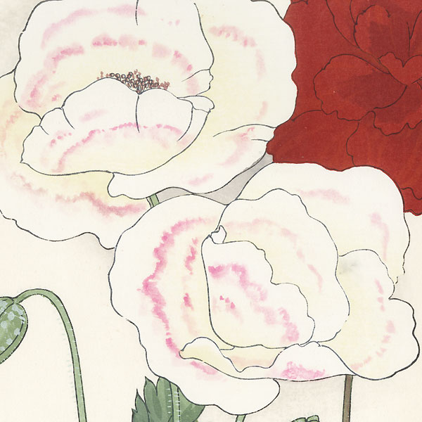 Lilac by Tanigami Konan (1879 - 1928)