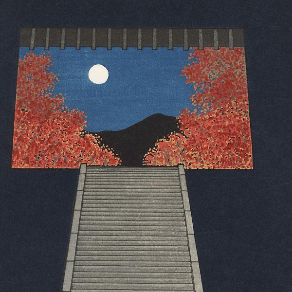 Mid-Autumn (Chushu) by Teruhide Kato (1936 - 2015)