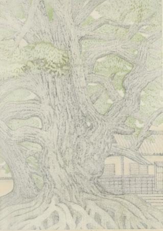 Shoren-in by Imai Takehisa (born 1940)
