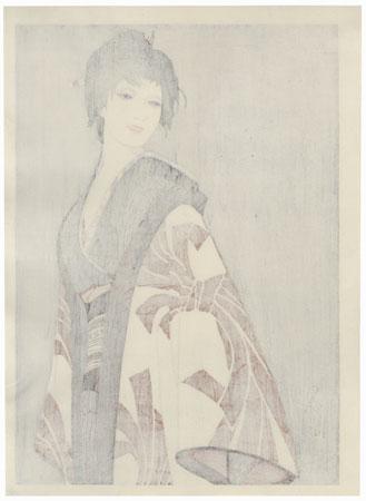 Shooting Star by Iwata Sentaro (1901 - 1974)