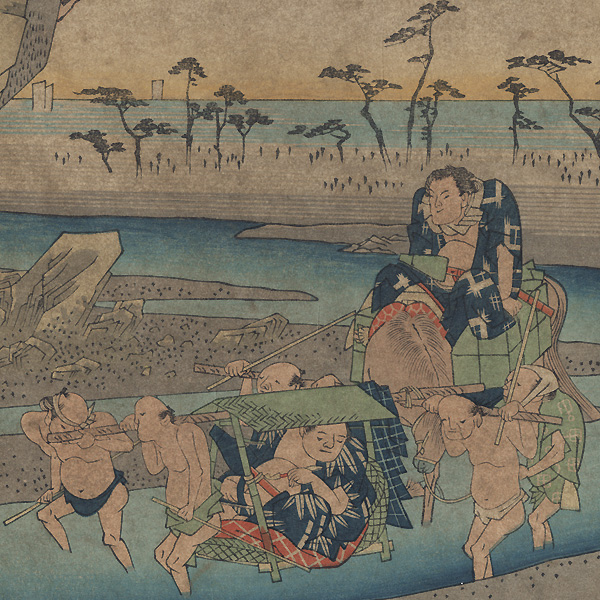 Drastic Price Reduction Moved to Clearance, Act Fast! by Hiroshige (1797 - 1858)