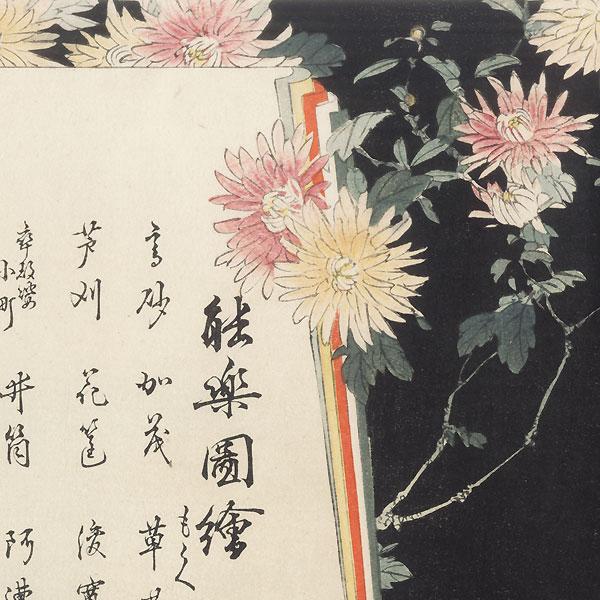 Table of Contents, Volume 1, No. 2 by Tsukioka Kogyo (1869 - 1927)
