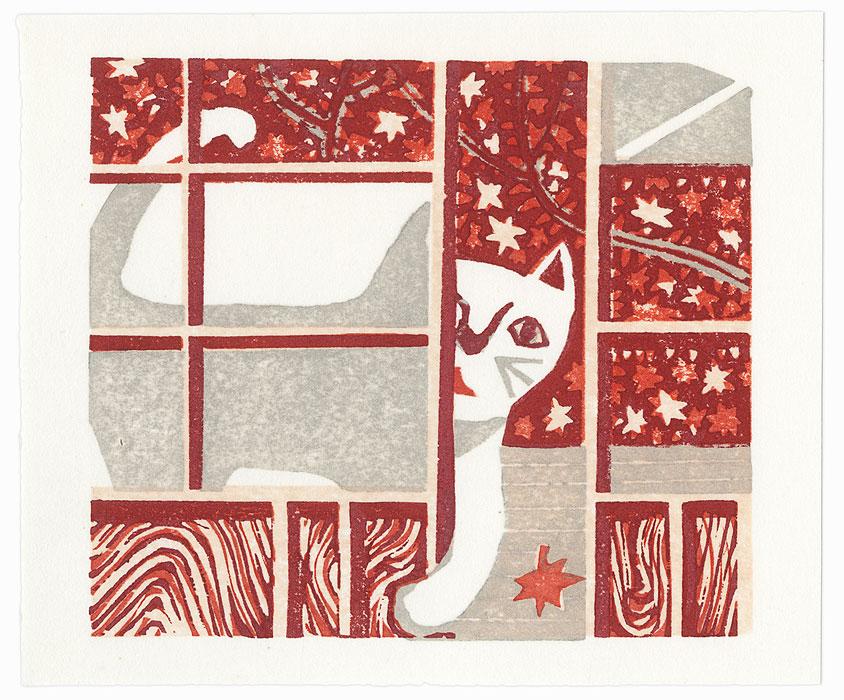 Maple, 1996 by Morikazu Maeda (born 1932)