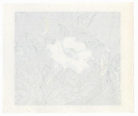 Moonflower, 1986 by Yoshitaka Nakao (1911 - 1994)