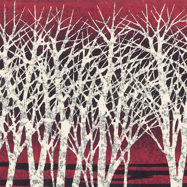 Dawn, 1987 by Fumio Fujita (born 1933)