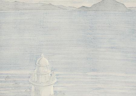 View from Cape Irago, 1983 by Fumio Fujita (born 1933)
