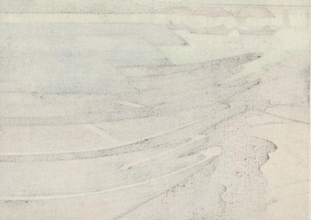 Togetsukyo, 1982 by Clifton Karhu (1927 - 2007)