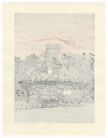 Sunset by Nishijima (born 1945)