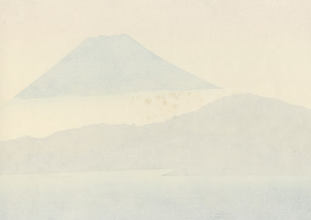 Mt. Fuji, 1990 by Ippei Kusaki (born 1937)