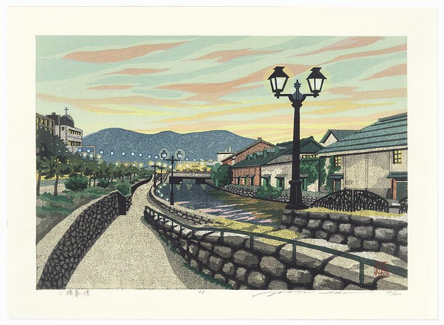Otaru, 2003 by Masao Ido (1945 - 2016)