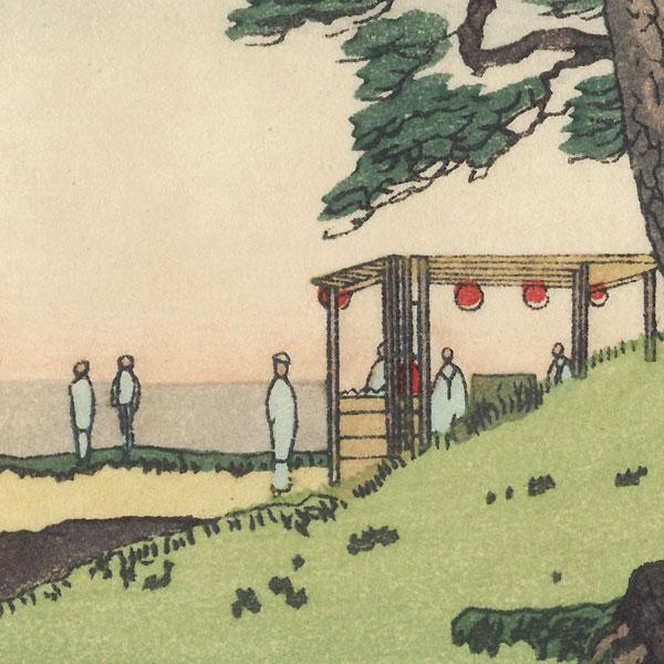 Asuka Hill by Yasuji Inoue (1864 - 1889)