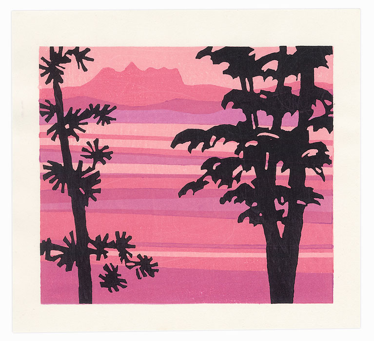 Sunset, 1978 by Contemporary artist (not read)