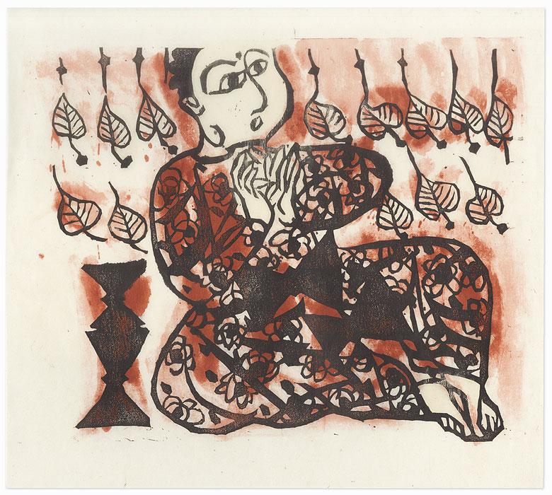 Kantatu by Munakata (1903 - 1975)