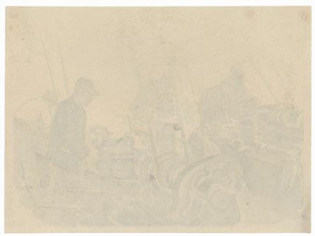 The Machinist, 1939 by Wada Sanzo (1883 - 1968)