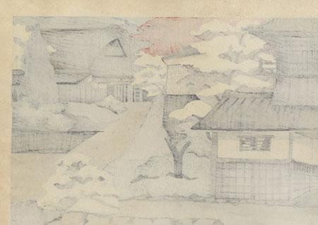 Edomura, 1975 by Masao Ido (1945 - 2016)