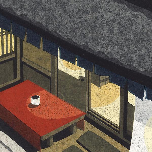 Tsutaya, 1992 by Masao Ido (1945 - 2016)