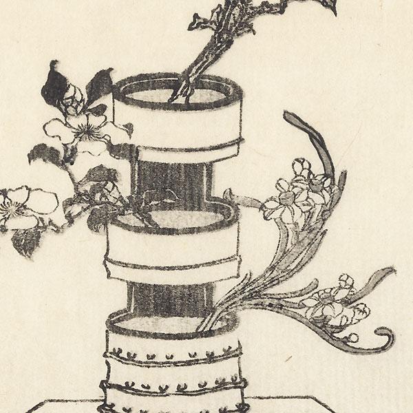 Flower Arrangement by Eisen (1790 - 1848)