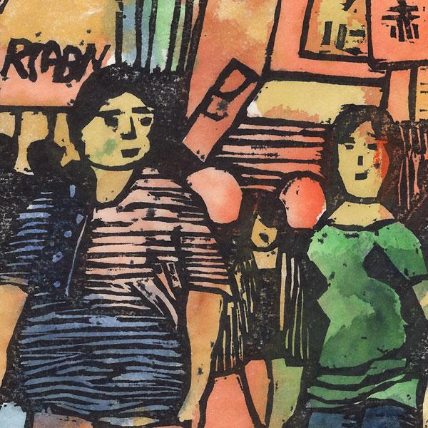 Dotonbori, 2004 by Ono Shoichi