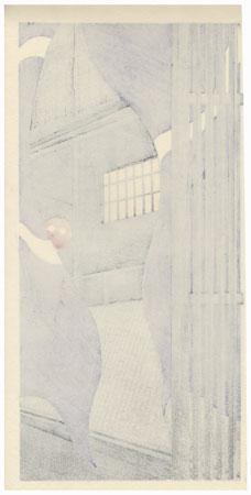 Purple Breeze  by Teruhide Kato (born 1936)