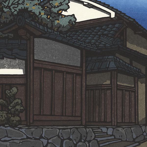 House at Mizuya by Nishijima (born 1945)