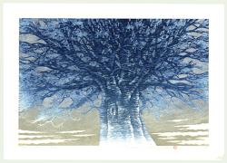 http://www.fujiarts.com/japanese-prints/gallery/namiki/hajime_namiki_treescene_95_b_1999.jpg