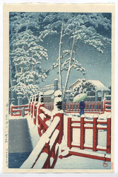 http://www.fujiarts.com/japanese-prints/gallery/hasui/snow_at_yagumo_bridge_nagata_shrine_kobe_1934.jpg