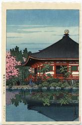 http://www.fujiarts.com/japanese-prints/gallery/hasui/daigo_denpo_temple_kyoto_1950.jpg