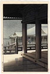 http://www.fujiarts.com/japanese-prints/gallery/hasui/snowfall_at_kiyomizu_temple_kyoto_1950.jpg