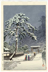 http://www.fujiarts.com/japanese-prints/gallery/hasui/hommonji_temple_in_snow_1931.jpg