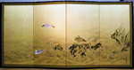 http://www.fujiarts.com/japanese-prints/screens/053wavesandbird.jpg